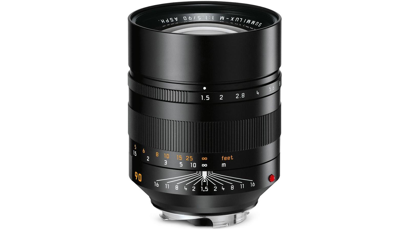 Leica Summilux-M 90mm f/1.5 ASPH