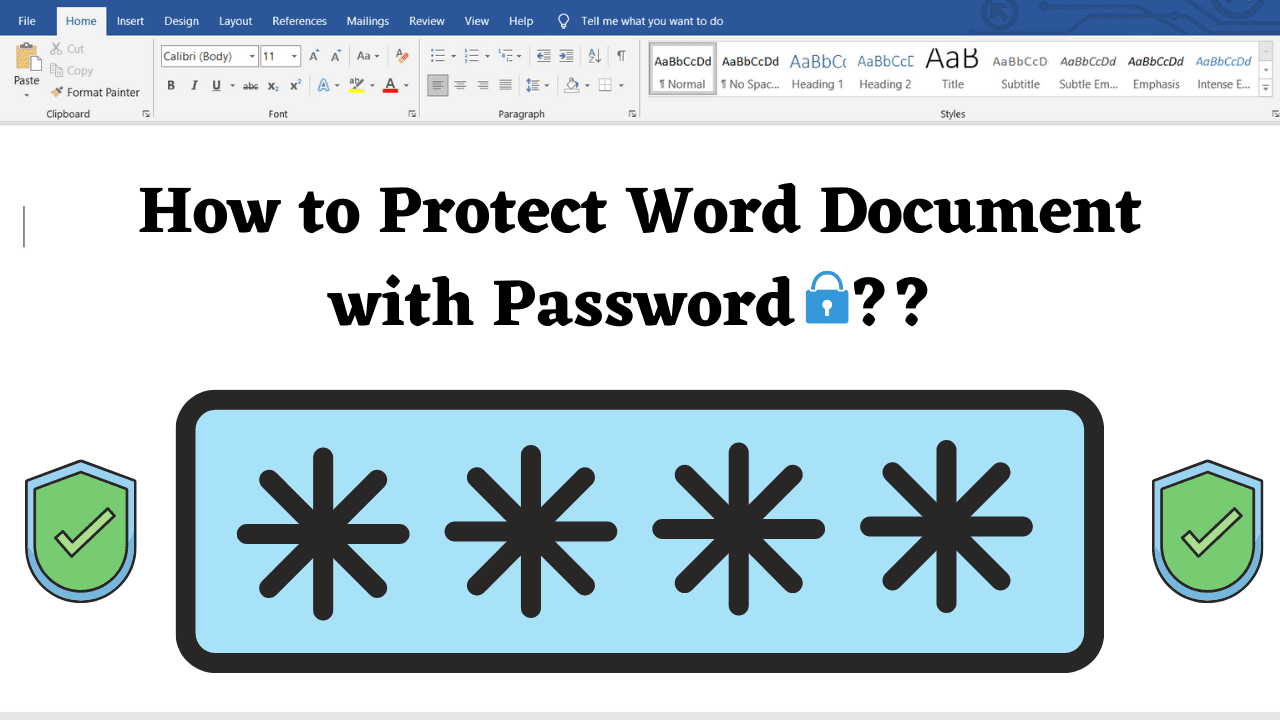 How_to_Protect_Word_Document_with_Password_in_Hindi