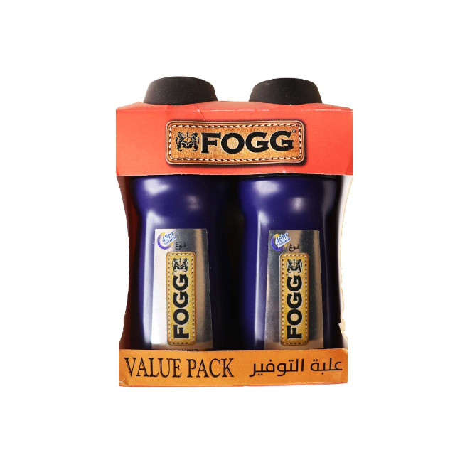 Fogg 2 in 1 Set Roll On | Pack