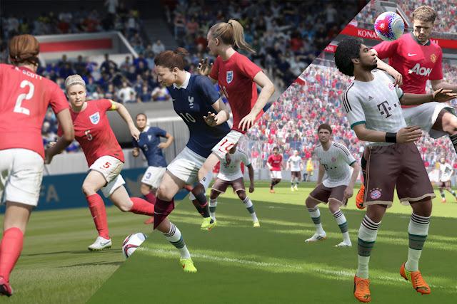 Fifa 16, videojuegos