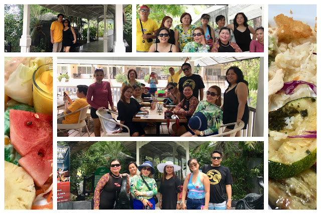 The free lunch for Daytripper Adventure Package for Plantation Bay is served at Kilimajaru Kafe or as assigned by you by the Sales Executive of Plantation Bay. Thanks to Ms. Karina for arranging this reunion of ours.