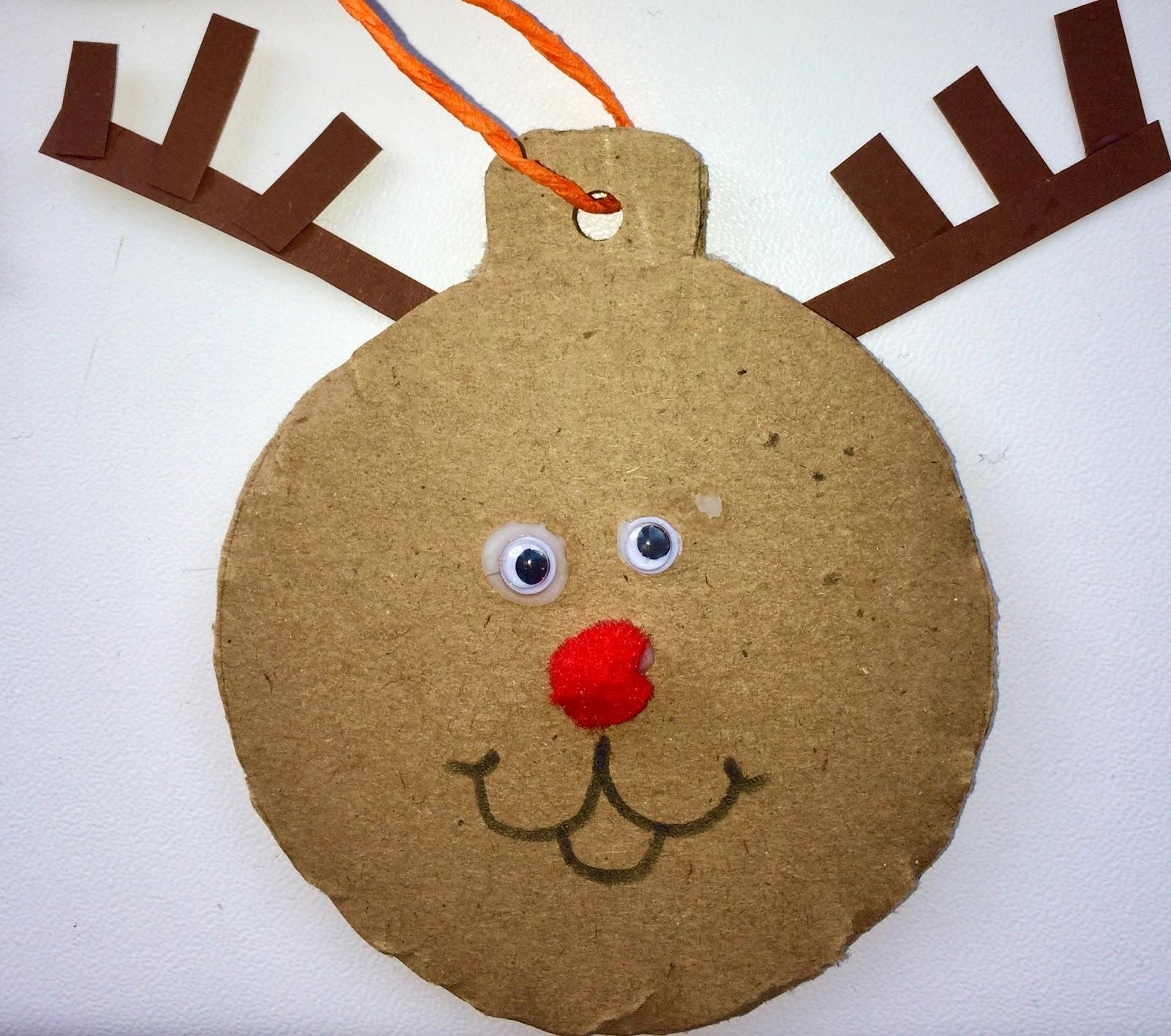 Renul Rudolph- decorațiune de brad