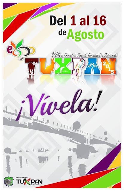 Expo Feria Tuxpan 2016