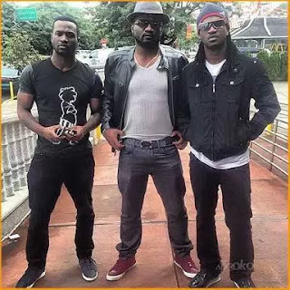 JUDE OKOYE QUITS AS PSQUARE'S MANAGER