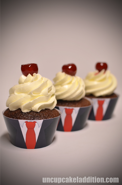 Cupcakes de San Marcial : la Infantería.