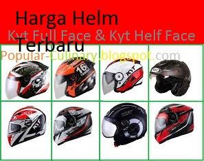 Helm Kyt Full Face Terbaru Dan Harganya
