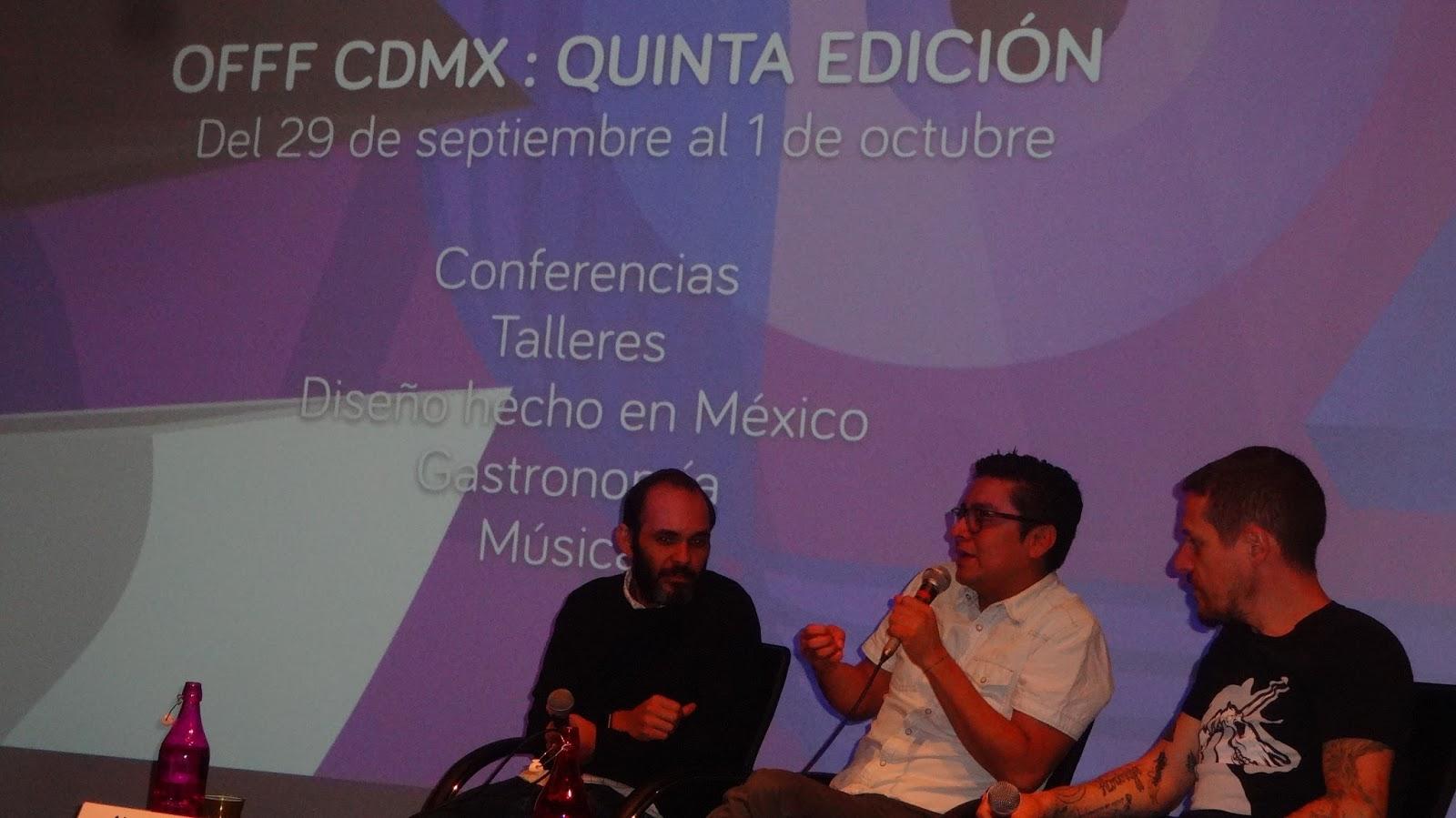 CULTURA Y ESPECTÁCULOS: OFF CDMX 2016; festival de arte, diseño y ...