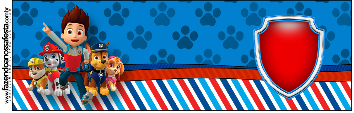paw-patrol-free-printable-kit-131jpg (1211×388) Printables - free printable face masks