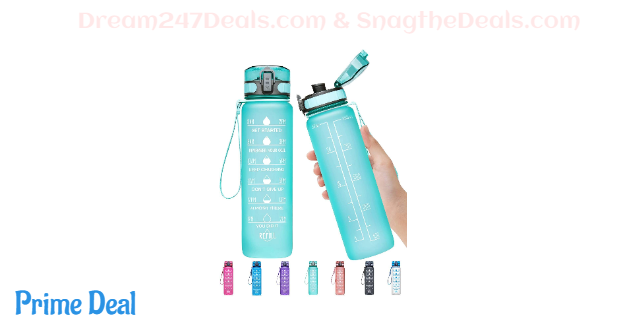 Water bottle 40% OFF