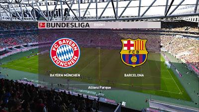 PES 2020 Bundesliga Scoreboard