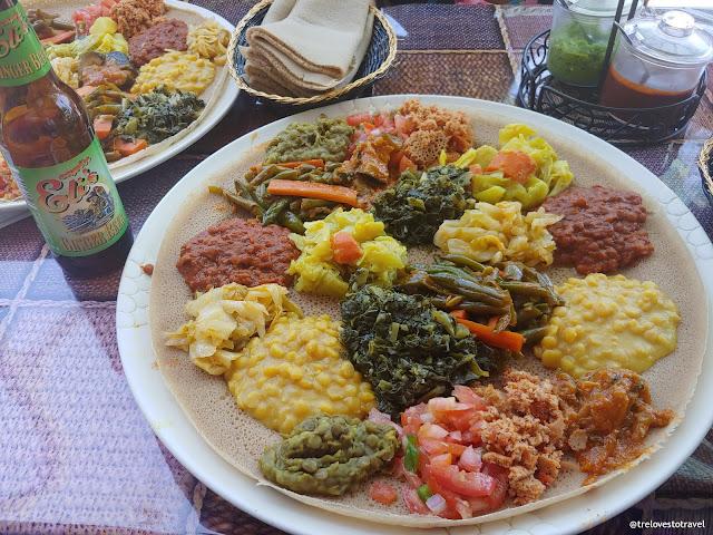 Little Ethiopian in Los Angeles