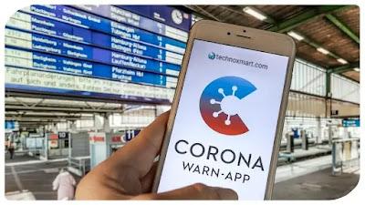 German Coronavirus Tracing App Installation Passed 6.5 Million Times
