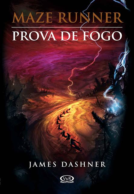 Maze Runner Prova de fogo James Dashner