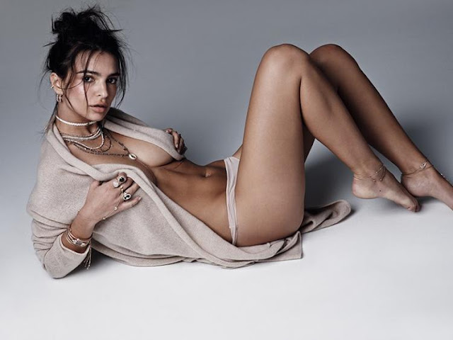 Emily Ratajkowski Hot Pics and Bio