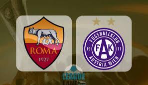 شاهد مباراة روما واوستريا فيينا بث مباشرالخميس 3-11-2016 الدورى الاوربى