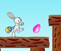 Here is an #Easter-themed #Platformer hosted by #DailyFreeGames! #EasterBunny #EasterGames