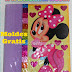 "29- Moldes Gratis ""Minnie Mouse para decorar libretas"""