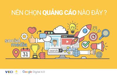 Quảng cáo hiển thị - Quảng cáo tìm kiếm, nên chọn quảng cáo nào đây?