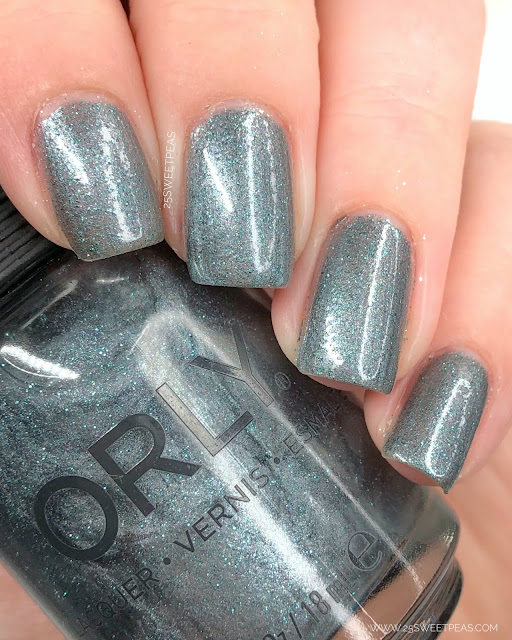 Orly Cold Shoulder 25 Sweetpeas