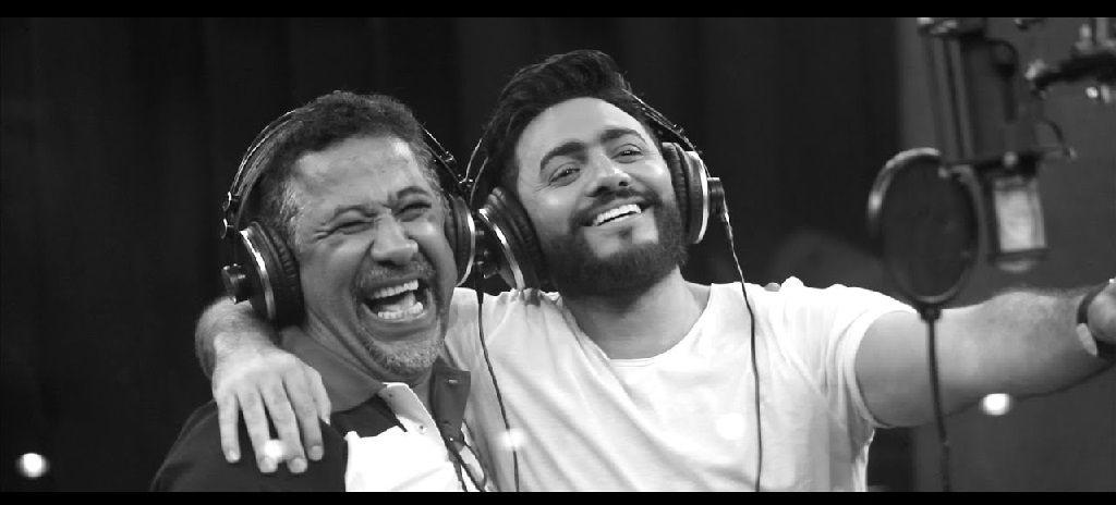 فيديو كليب وانت معايا تامر حسني و الشاب خالد