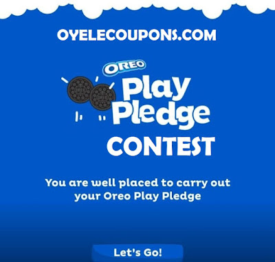 MyJio Oreo Play Pledge Contest