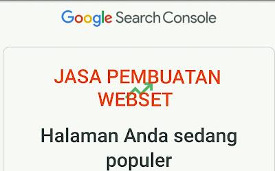 Jasa Pembuatan Webset