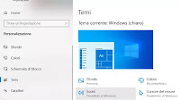 Cambiare Colori in Windows 10, Scuro o Chiaro su Menù, Finestre e desktop