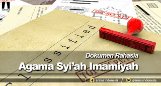 Dokumen Rahasia Agama Syiah Imamiyah