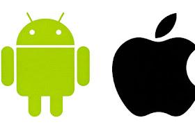 Iphone VS Android, Mana yang Lebih Baik?