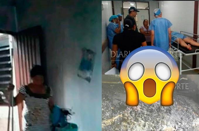 Mujer encuentra a su esposo con dos venezolanas en la cama ¡Y terminó incendiando la casa con ellos adentro!