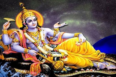 beautiful pictures of lord vishnu