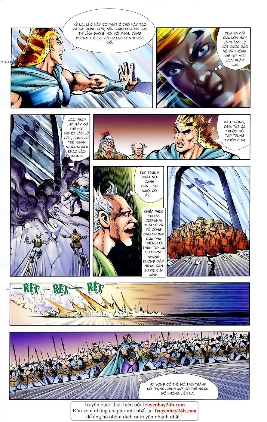 Cơ Phát Khai Chu Bản chapter 97 trang 4