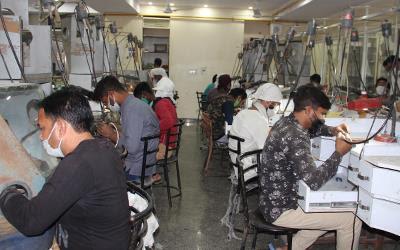 Jewelry manufacturing company