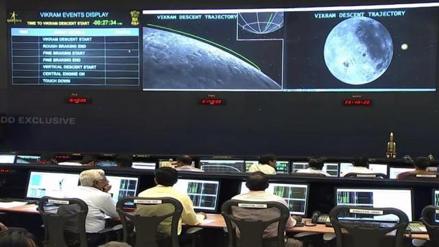 Chandrayaan-2: चांद की सतह पर सलामत विक्रम लैंडर को लेकर आया इसरो का लेटेस्ट बयान