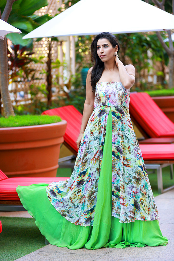 Best Designer Collection Of Party Wear Dresses | Stylish By Nature By Shalini Chopra | India Fashion Style Blog | Beauty | Travel | Food | Bollywood
