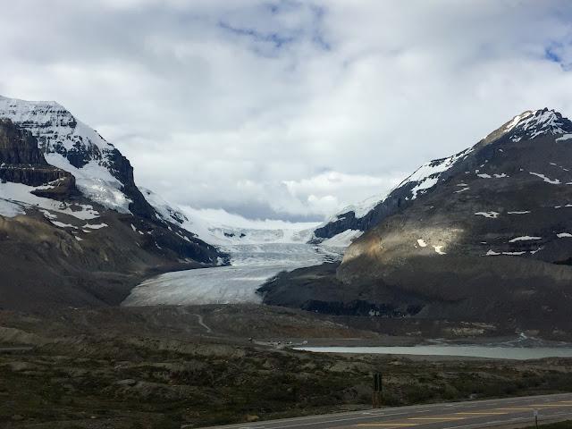 Glacier Walk Without Tour Banff