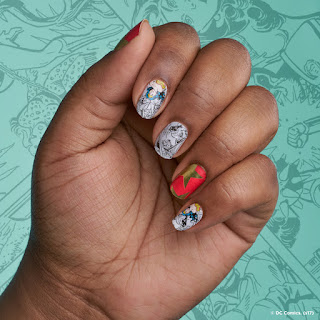 DC Comics Jamberry Wonder Woman Collection by Jamberry Noel Giger