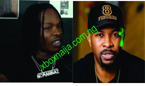 Ruggedman address Nairamarley as a young upcoming artist watch video here