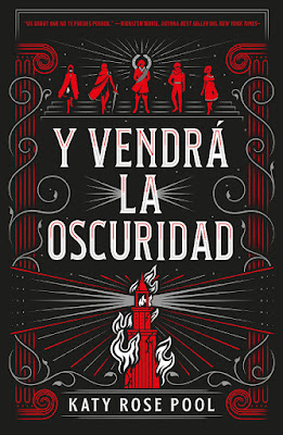 LIBRO - Y vendrá la oscuridad Katy Rose Pool Book: There Will Come a Darkness (The Age of Darkness #1)  (Umbriel - 22 Octubre 2019)   COMPRAR ESTA NOVELA