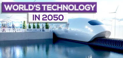 The World in 2050 Future Technology