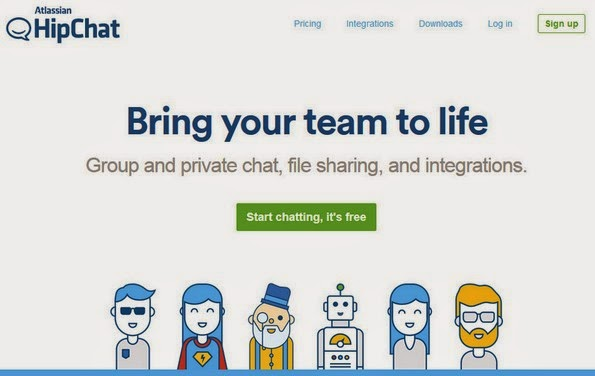 HipChat for business professionals