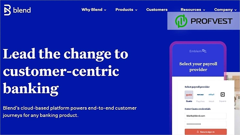 Blend Labs IPO перспективы и возможность заработка