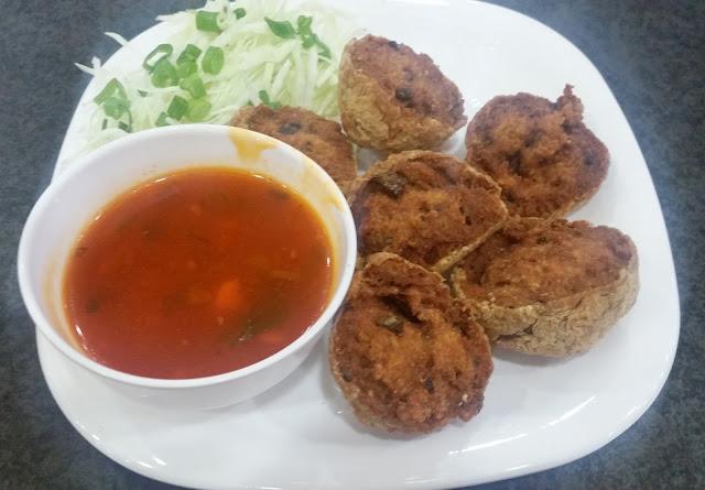 Chicken Pakodas