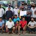 Emenda federal de R$ 160 mil é oficializada para compra de novo trator aos pescadores de Armação do Itapocoroy