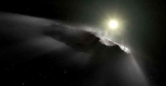 Nova explicação sobre Oumuamua pode finalmente desvendar mistério do objeto interestelar