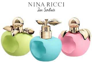 Wishlist parfums Notino nina ricci