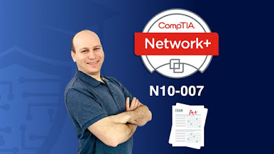 best Udemy course for CompTIA Network+ Certification