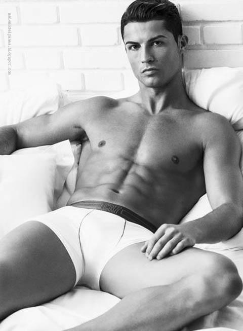 muscular men athlete