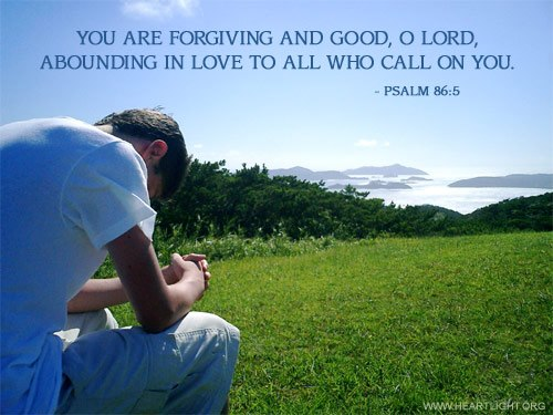 Forgiving Bible Verse Wallpaper