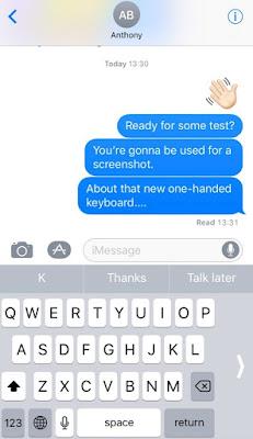 One-Handed-Keyboard11 The 10 Options in iOS 11 Borrowed From the Jailbreak Neighborhood Jailbreak